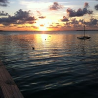 Photo taken at Queen Conch by Kim T. on 5/4/2012