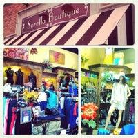 Photo taken at Sorella Boutique by Kristine K. on 6/11/2012