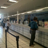 Photo taken at Centro de Atención a Clientes Telcel by Amy F. on 1/8/2012