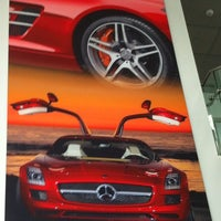 Photo taken at Mercedes-Benz of New Rochelle by Izzy L. on 5/30/2012