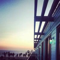 Photo taken at Hotel Erwin by Loren P. on 4/18/2012