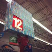 Photo taken at Walmart Supercenter by Jair A. on 12/5/2011