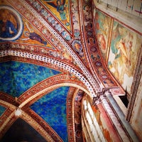 Photo taken at Basilica di San Francesco by Mireia G. on 8/21/2012