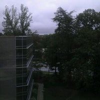 Photo taken at Long and Kimmy Nguyen Engineering Building - George Mason University by Christopher on 9/6/2011