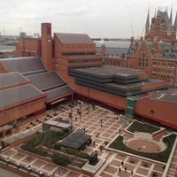 Photo taken at British Library by stefano m. on 2/22/2012