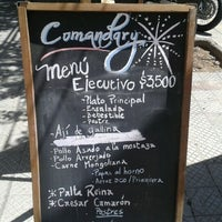 Photo taken at Comandary Restaurant by Jorge J. on 3/7/2012