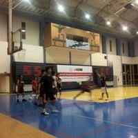 Photo taken at Coliseo Recoleta by Juan P. on 2/18/2012