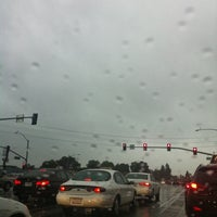Photo taken at Lawrence Expressway at Homestead Rd. by Michael L. on 3/28/2012