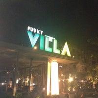 Photo taken at Funky Villa by Pump K. on 6/26/2012
