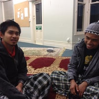 Photo taken at Student Islamic Centre by Muhammad J. on 4/17/2012