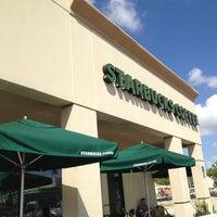 Photo taken at Starbucks by Javier F. on 3/8/2012