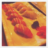 Photo taken at Akita Sushi & Hibachi by Josh C. on 9/4/2012