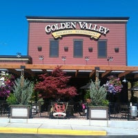 Photo taken at Golden Valley Brewery & Pub by Jen T. on 9/3/2012