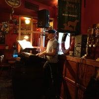 Photo taken at Slattery's Irish Pub by Tobias N. on 4/8/2012