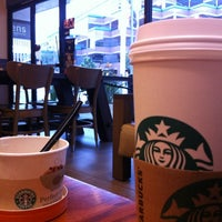 Photo taken at Starbucks by Ken R. on 3/11/2012