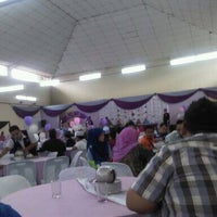 Photo taken at Dewan Tmn Seri Nanding by Afiq S. on 9/1/2012