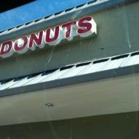 Photo taken at The Donut House by 🎀Cheryl🎀 on 7/13/2012