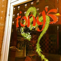 Photo taken at Fong's Pizza by Jose S. on 5/19/2012