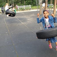 Photo taken at Central Park - 96th Street Playground by Citlalic J. on 6/1/2012