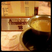 Photo taken at Annalakshmi by 00YAW on 7/13/2012
