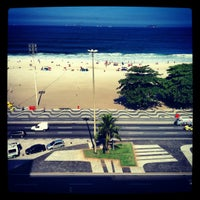 Foto tirada no(a) Atlântico Praia Hotel por Márcio C. em 4/27/2012