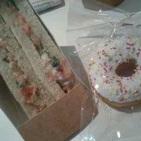 Photo taken at Mr. Salad by Chiara P. on 3/12/2012