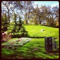 Photo taken at Battersea Park by Narek V. on 4/22/2012