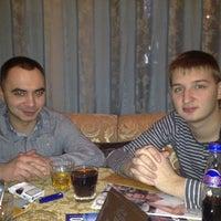 Снимок сделан в Альковъ пользователем Semen P. 2/17/2012