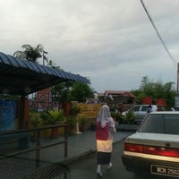 Photo taken at SK Bandar Baru Sg Buloh by shah h. on 8/26/2012