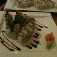 Photo taken at Hana Japanese by Emily H. on 9/11/2012