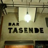 Photo taken at Bar Tasende by Federico C. on 3/17/2012