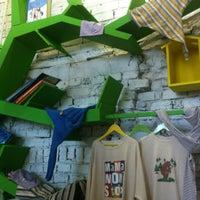 Photo taken at Mamanonstop одежда для родителей и детей в едином стиле by mamafedi m. on 5/16/2012