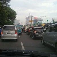 Photo taken at Jalan MT Haryono by Kodok B. on 2/20/2012