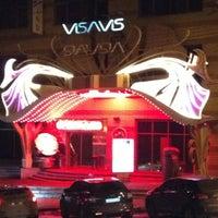 Photo taken at Vis-a-vis by Дмитрий Пшеничный on 3/14/2012