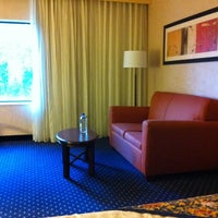 Photo taken at Courtyard Marriott by Jim W. on 9/27/2011