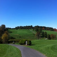 Photo taken at Little Bennett Golf Course by Barak S. on 10/15/2011