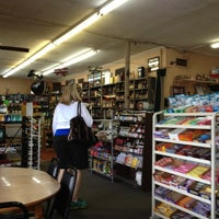 Photo taken at Morris' Liquors & Deli by Barry Y. on 1/7/2012