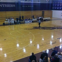 Photo taken at Elder High School by Eric S. on 12/27/2011