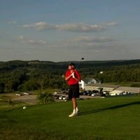 Photo taken at Scottish Heights Golf Club by Esteban S. on 8/23/2012