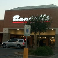 Photo taken at Randalls by Allen A. on 6/5/2011