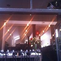Photo taken at FOG Bar & Restaurant by Lucy K. on 11/5/2011
