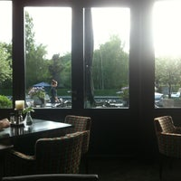 Photo taken at Van der Valk Hotel Leiden by Kim v. on 7/7/2012