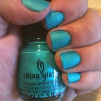 Photo taken at Nails By Gina by Rachele C. on 1/6/2012