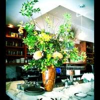 Photo taken at Bar Tartine by Rosemarie M. on 8/24/2012