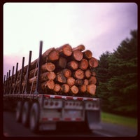 Photo taken at Mass Pike by Stephen F. on 7/13/2012