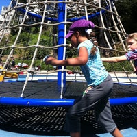 Photo taken at Sunnyside Playground & Recreation Center by Chad D. on 9/18/2011