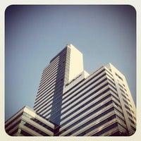 Photo taken at Edifício Corporate Evolution by Thiago S. on 8/6/2012