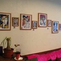 Photo taken at Cafe International by Kristina A. on 7/11/2012