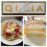 Photo taken at Qizia Cafe by @iamTLnielsen on 6/22/2012