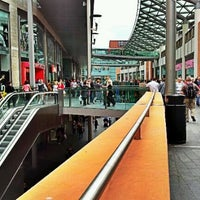 Photo taken at Liverpool ONE by Sean Y. on 8/26/2011